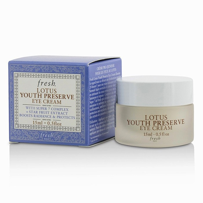 Fresh Lotus Youth Preserve Eye Cream