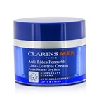 Clarins Men Line-Control Cream - Dry Skin (Unboxed)