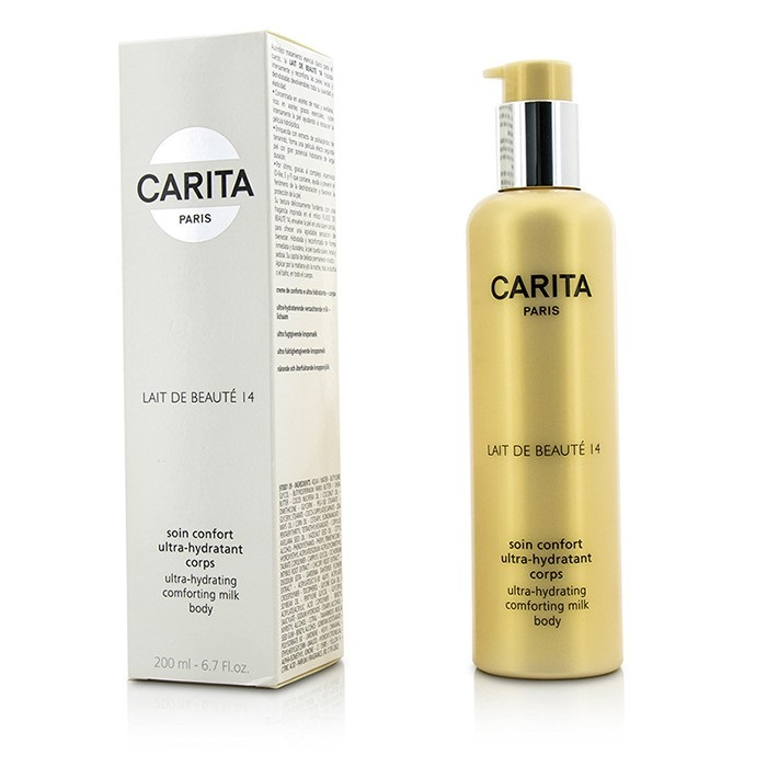 Carita Lait De Beaute 14 Ultra-Hydrating Comforting Milk For Body