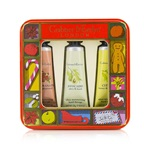 Crabtree & Evelyn Fruit And Botanicals Hand Therapy Tin Set