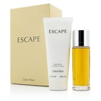 Calvin Klein Escape Coffret: EDP Spray 100ml/3.4oz + Body Lotion 200ml/6.7oz