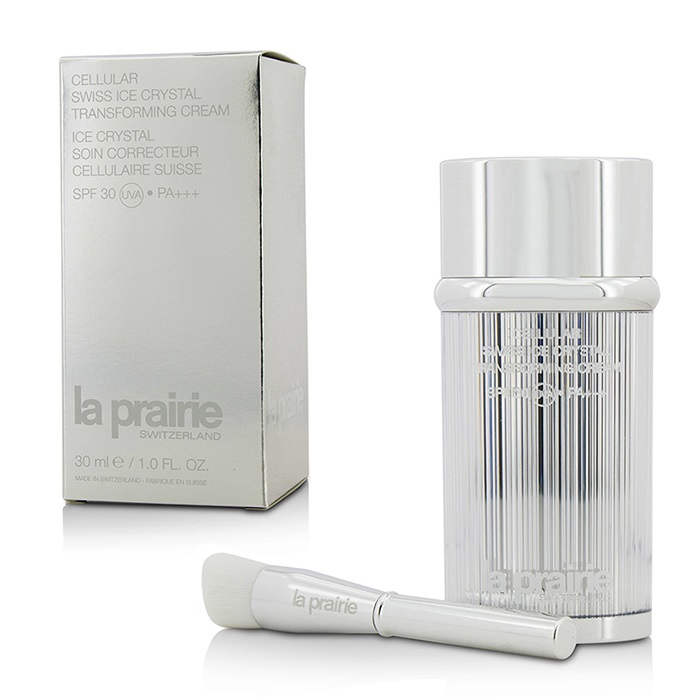 La Prairie Cellular Swiss Ice Crystal Transforming Cream SPF30 PA+++ - #40 Tan