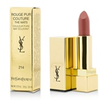 Yves Saint Laurent Rouge Pur Couture The Mats - # 214 Wood On Fire