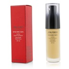 Shiseido Synchro Skin Lasting Liquid Foundation SPF 20 - Golden 4