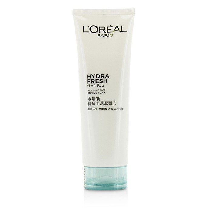 L'Oreal Hydrafresh Genius Multi-Active Genius Foam