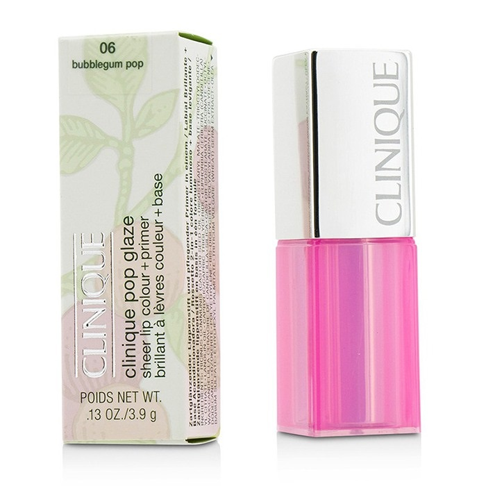 Clinique Pop Glaze Sheer Lip Colour + Primer  - # 06 Bubblegum Pop