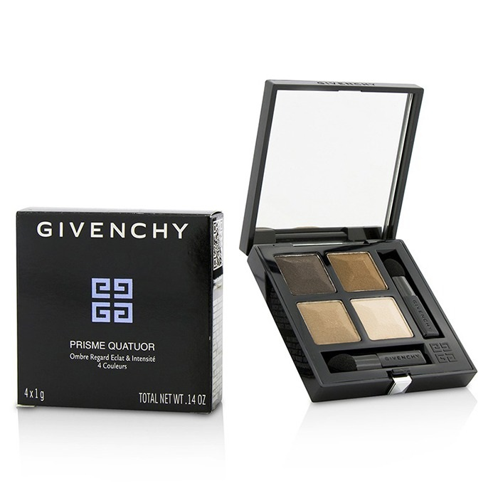 Givenchy Prisme Quatuor 4 Colors Eyeshadow - # 9 Delicate