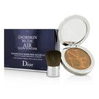 Christian Dior Diorskin Nude Air Healthy Glow Radiance Powder (With Kabuki Brush) - # 003 Warm Tan