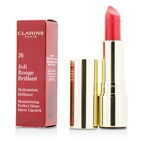 Clarins Joli Rouge Brillant (Moisturizing Perfect Shine Sheer Lipstick) - # 26 Hibiscus