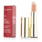 Clarins Joli Rouge Brillant (Moisturizing Perfect Shine Sheer Lipstick) - # 28 Pink Praline