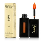 Yves Saint Laurent Rouge Pur Couture Vernis A Levres Vinyl Cream Creamy Stain - # 408 Corail Neo-Pop