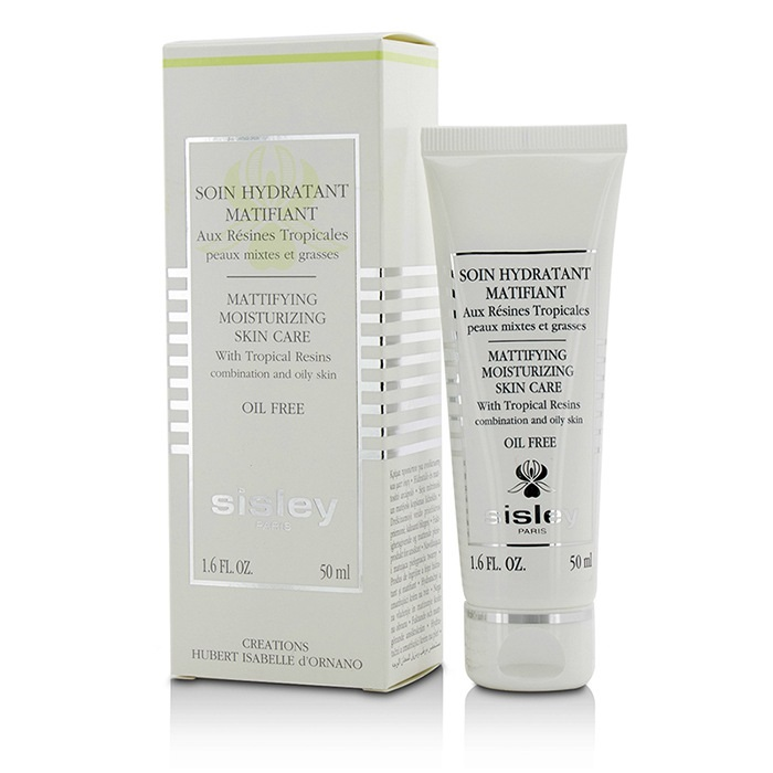 Sisley Mattifying Moisturizing Skincare with Tropical Resins - For Combination & Oily Skin (Oil Free)
