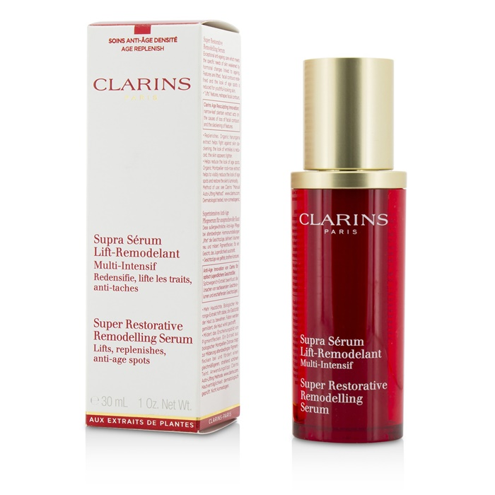 New Clarins Super Restorative Remodelling Serum 30ml Womens Skin Care Ebay