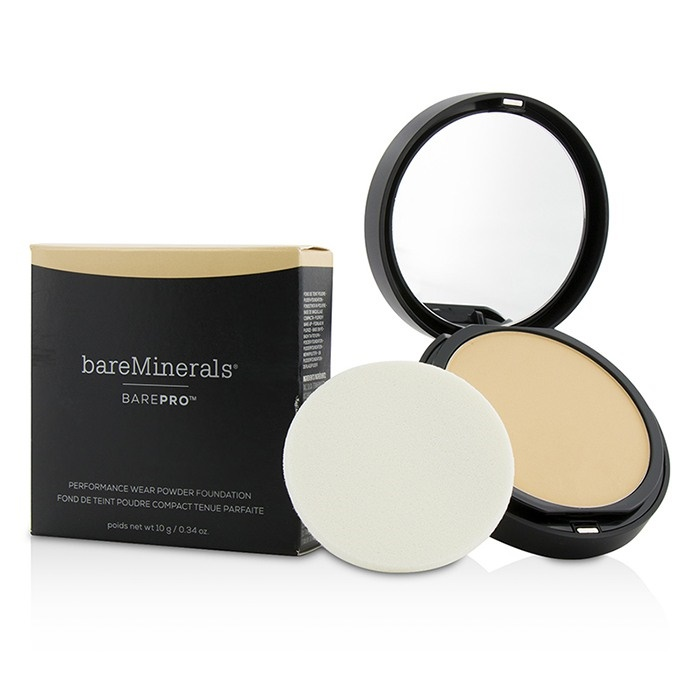 BareMinerals BarePro Performance Wear Powder Foundation - # 07 Warm Light
