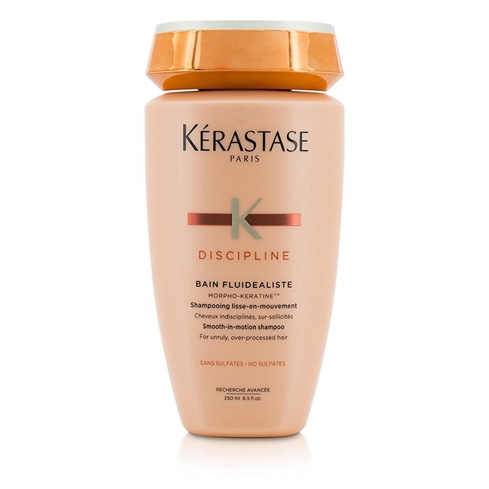 kerastase discipline bain fluidealiste smooth in motion sulfate free shampoo for unruly over. Black Bedroom Furniture Sets. Home Design Ideas