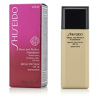 Shiseido Sheer & Perfect Foundation SPF 18 - # WB40 Natural Fair Warm Beige