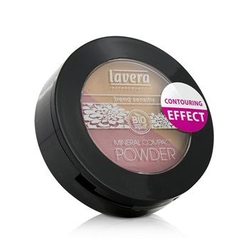 Lavera Mineral Compact Powder - # 01 Honey & Rose