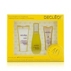 Decleor Travel Kit: Smoothing & Cleansing Mousse 15ml/0.5oz + Essential Serum 15ml/0.5oz + BB Cream SPF 15 10ml/0.33oz