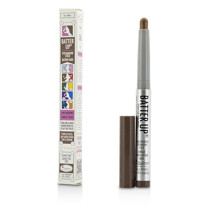 TheBalm Batter Up Eyeshadow Stick - Dugout