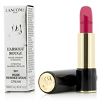 Lancome L' Absolu Rouge Hydrating Shaping Lipcolor - # 381 Rose Rendez-Vous (Cream)