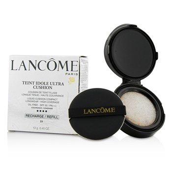 Lancome Teint Idole Ultra Cushion Liquid Cushion Compact SPF 50 Refill - # 01 Pure Porcelaine