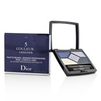 Christian Dior 5 Color Designer All In One Professional Eye Palette - No. 208 Navy Design