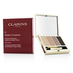 Clarins 4 Colour Eyeshadow Palette (Smoothing & Long Lasting) - #01 Nude