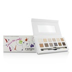 Cargo Around the World Eye Shadow Palette (12x Eye Shadow, 1x Shadow Brush)