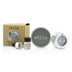 Stila Magnificent Metals Foil Finish Eye Shadow With Mini Stay All Day Liquid Eye Primer - Titanium