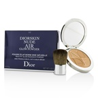 Christian Dior Diorskin Nude Air Healthy Glow Radiance Powder (With Kabuki Brush) - # 002 Fresh Light
