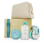 Bvlgari Omnia Paraiba Coffret: EDT Spray 65ml/2.2oz + Body Lotion 75ml/2.5oz + Soap 75g/2.6oz + Pouch