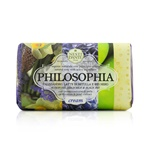 Nesti Dante Philosophia Natural Soap - Cream - Rosewood, Birch Milk & Black Iris With Cream & Pearl Extract