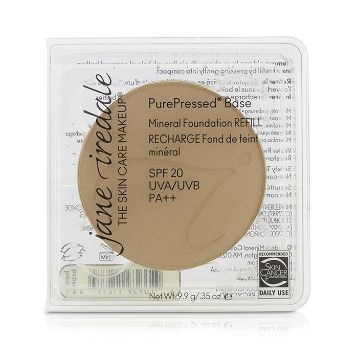 Jane Iredale PurePressed Base Mineral Foundation Refill SPF 20 - Honey Bronze