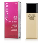 Shiseido Sheer & Perfect Foundation - # I40 Natural Fair Ivory