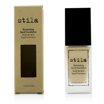 Stila Illuminating Liquid Foundation - # 10 Watts (Box Slightly Damaged)