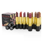 Revlon 9 Super Lustrous Lip Cube Set (Nude Edition)