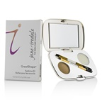 Jane Iredale GreatShape Eyebrow Kit (1x Brow Powder, 1x Brow Wax, 1x Applicator) - Blonde