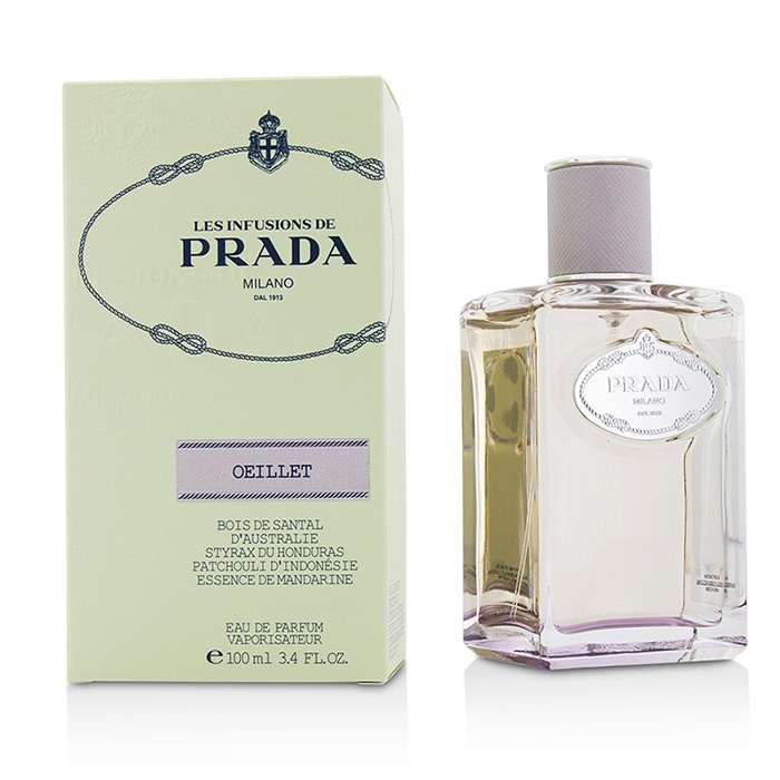 Prada Les Infusions Oeillet EDP Spray