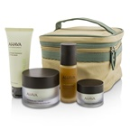 Ahava Firming Beauty Case: Lifting Mask 75ml + Day Cream 50ml + Night Treatment 30ml + Eye Cream 15ml+1bag