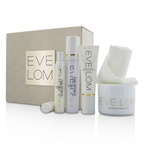Eve Lom Restorative Ritual Set: Cleanser 200ml+Face Treatment 50ml+Eye Treatment 15ml+Daily Protection SPF 50 50ml+Muslin Cloth