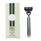 The Art Of Shaving Morris Park Collection Razor - British Racing Green