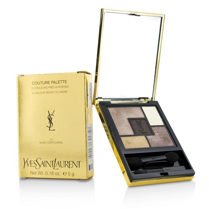 Yves Saint Laurent Couture Eyeshadow Palette N14 Rosy Glow