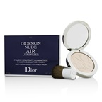 Christian Dior Diorskin Nude Air Luminizer Shimmering Sculpting Powder (With Kabuki Brush) - #002