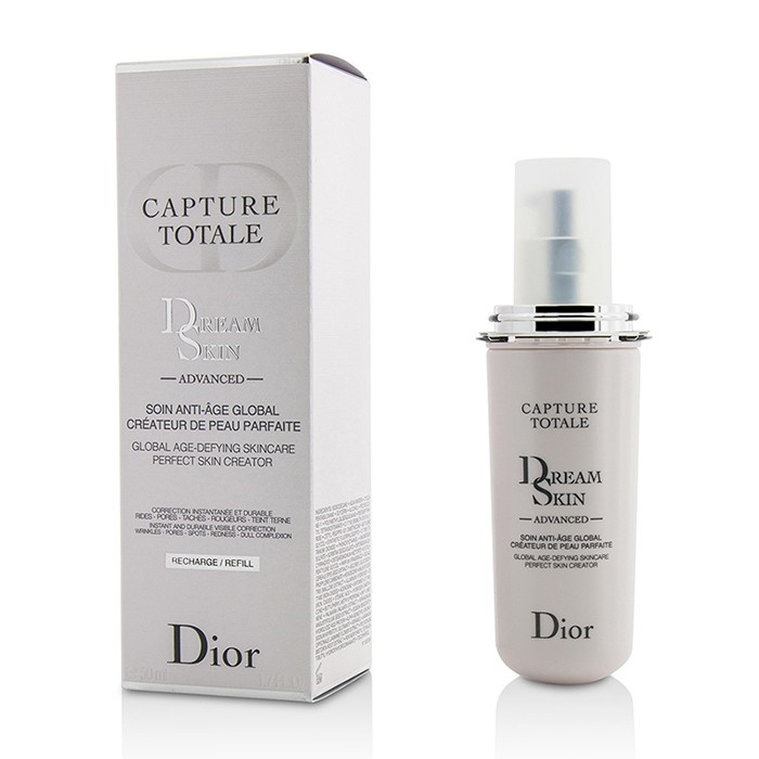 e8018ecd Details about NEW Christian Dior Capture Totale Dreamskin Advanced Refill  1.7oz Womens