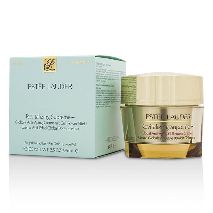 Estee Lauder - Revitalizing Supreme Light Global Anti-Aging Creme Oil-Free - 30ml/1oz Clarins UV Plus Anti-Pollution Day Screen Multi-Protection SPF 50 - Translucent - 30ml/1oz
