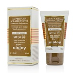 Sisley Super Soin Solaire Tinted Youth Protector SPF 30 UVA PA+++ - #4 Deep Amber