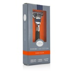 The Art Of Shaving Chrome Collection Power Razor - Without Battery