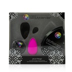 BeautyBlender Pro On The Go Kit (2x BeautyBlender, 1x Mini BeautyBlender, 1x Blotterazzi, 1x Solid BlenderCleanser)