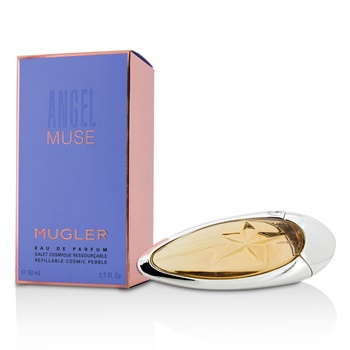 Thierry Mugler (Mugler) Angel Muse EDP Spray (Refillable Cosmic Pebble)