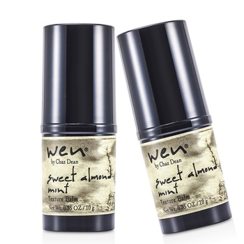 Wen Sweet Almond Mint Texture Balm Duo Pack